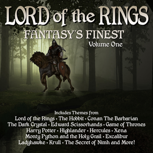 Various Artists - Lord of the Rings: Fantasy's Finest, Vol. One