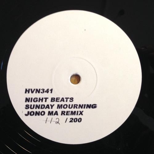 Night Beats - Sunday Mourning Jono Ma Remix