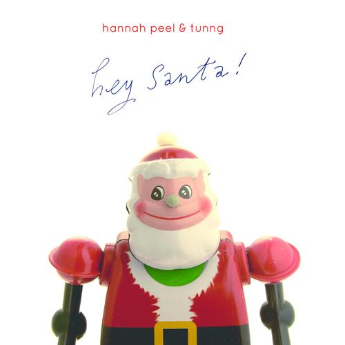 Hannah Peel & Tunng - Hey Santa!