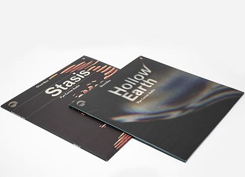 Hollow Earth & Stasis LP Bundle