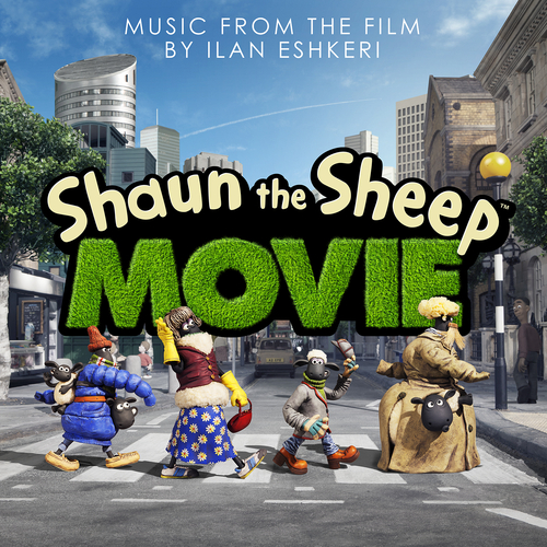 The Shaun The Sheep Band - Shaun The Sheep Movie (Original Motion Picture Soundtrack)