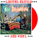 Thee Headcoatees - Ballad Of The Insolent Pup RED VINYL