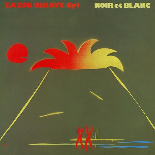 Zazou Bikaye - Noir et Blanc