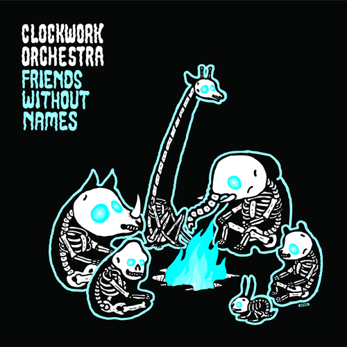 Clockwork Orchestra - Friends Without Names