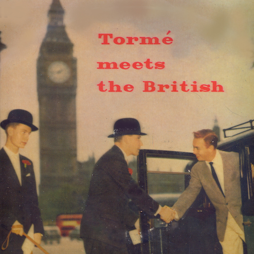 Mel Tormé with Wally Stott and His Orchestra - Tormé Meets The British