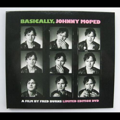 Basically Johnny Moped Promo DVD
