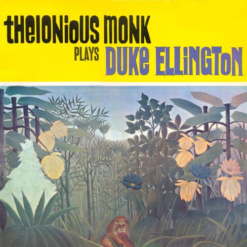 Thelonious Monk - Thelonious Monk Plays Duke Ellington
