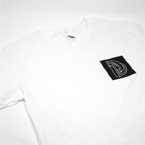 Dream Diary Logo White T-Shirt