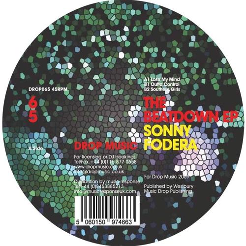 Sonny Fodera - The Beatdown ep