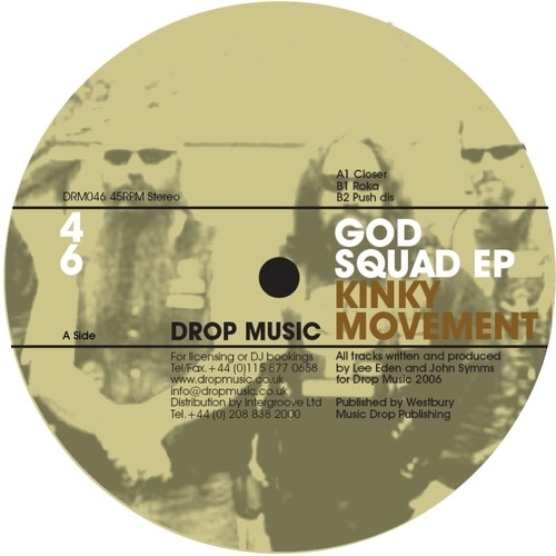 Kinky Movement - God Squad EP