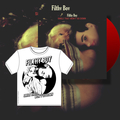 T-Shirt and Red Vinyl LP [BUNDLE]