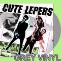 The Cute Lepers - Smart Accessories LP - Grey Vinyl