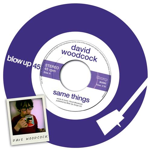 David Woodcock - Same Things