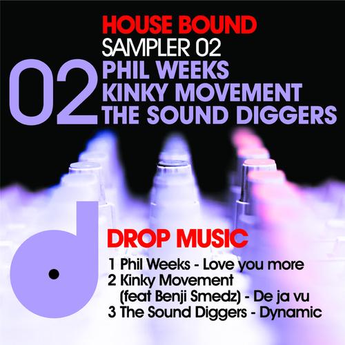 Various Artists - House Bound Sampler 2