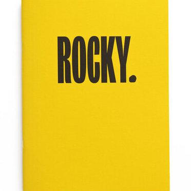 ROCKY by Jethro Marshall