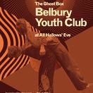 A3 Belbury Youth Club, Glasgow Poster