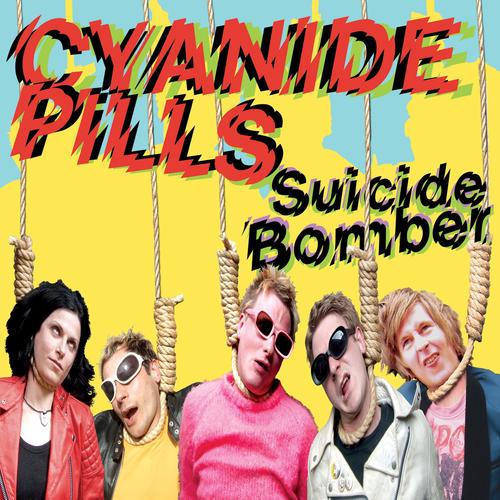 Cyanide Pills - Suicide Bomber