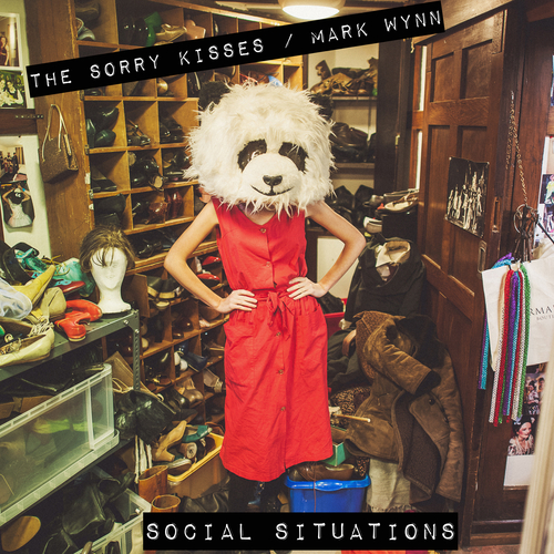 The Sorry Kisses / Mark Wynn - Social Situations