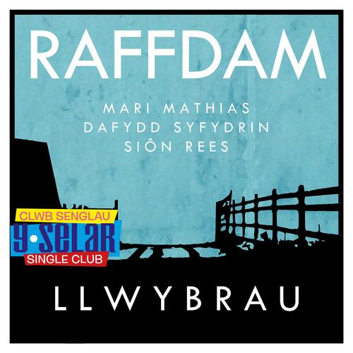 Raffdam - Llwybrau