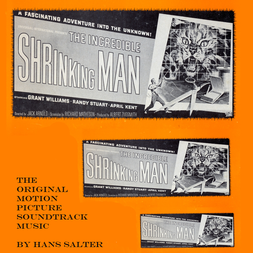 Hans Salter - The Incredible Shrinking Man (Original Soundtrack)