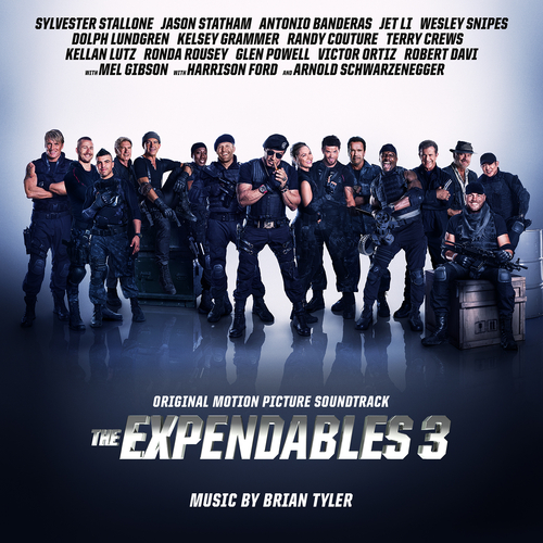 Brian Tyler - The Expendables 3