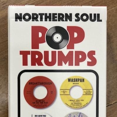 POP TRUMPS NORTHERN SOUL EDITION