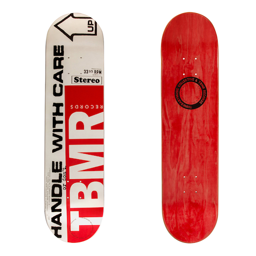 Thinkbabymusic - Dead Red Official Deck