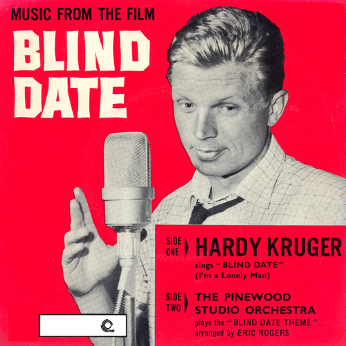 Hardy Kruger & The Pinewood Orchestra - Music From the Film: Blind Date