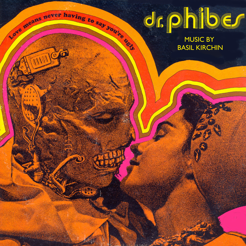 Basil Kirchin - Dr. Phibes (Original Motion Picture Soundtrack)