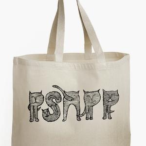 Psapp Cat Tote Bag
