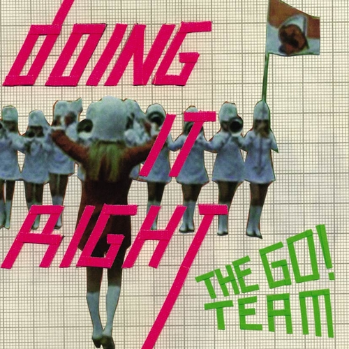 The Go! Team - Doing It Right 7