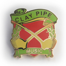 Clay Pipe badge No2