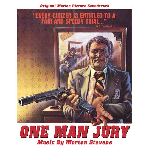 Morton Stevens - One Man Jury (Original Soundtrack Recording)
