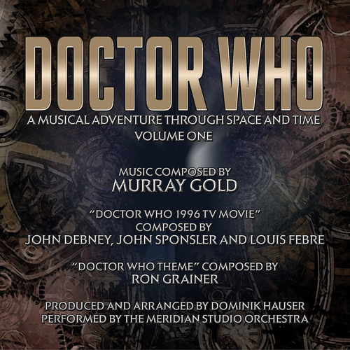 Meridian Studio Orchestra - Doctor Who: A Musical Adventure Through Time and Space
