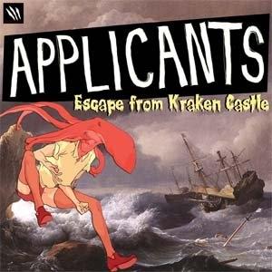 Applicants - Escape From Kraken Castle