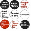 Field Music Badge Sets