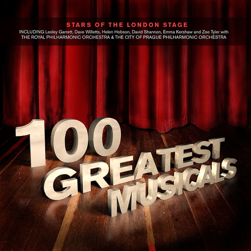 Various Artists - 100 Greatest Musicals