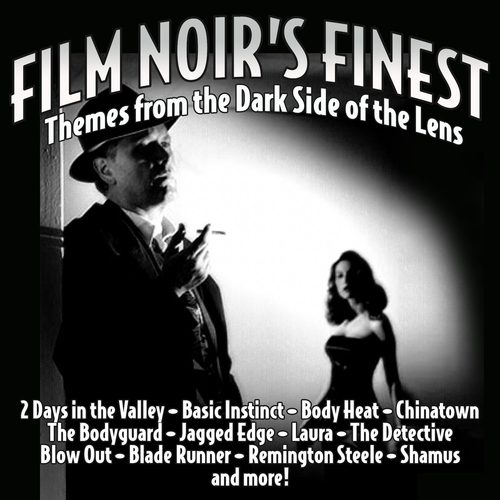 Various Artists - Film Noir's Finest: Themes from the Dark Side of the Lens