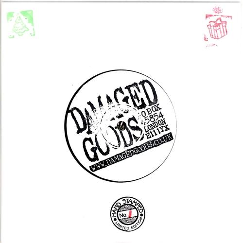 Various Artists - Damaged Goods 100 Club Christmas EP