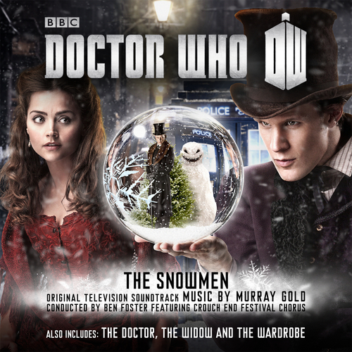 Doctor Who: The Snowmen / The Doctor, The Widow and The Wardrobe