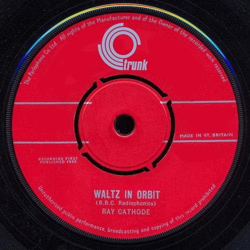 Ray Cathode - Waltz in Orbit (Remastered)
