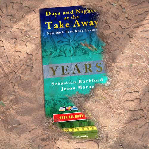Sebastian Rochford & Jason Moran - Days and Nights At the Takeaway 7: July