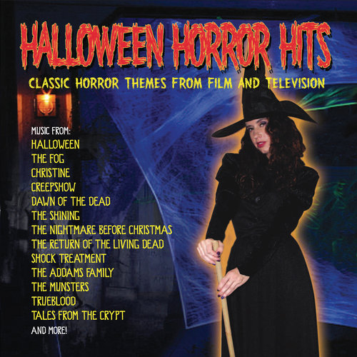 Various Artists - Halloween Horror Hits Volume 1: Classic Horror Themes from Film and Television