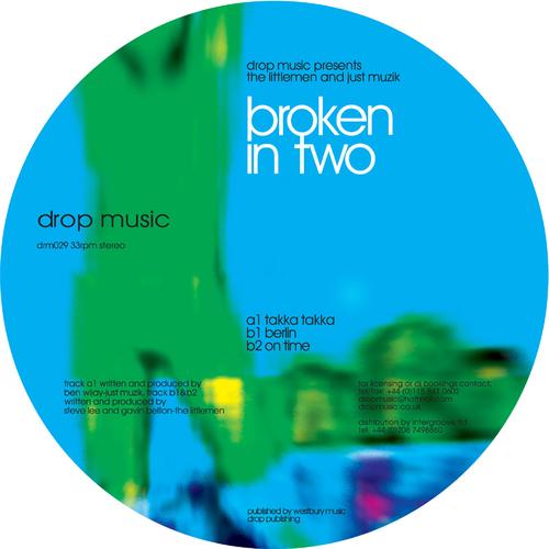 Various - Broken In Two