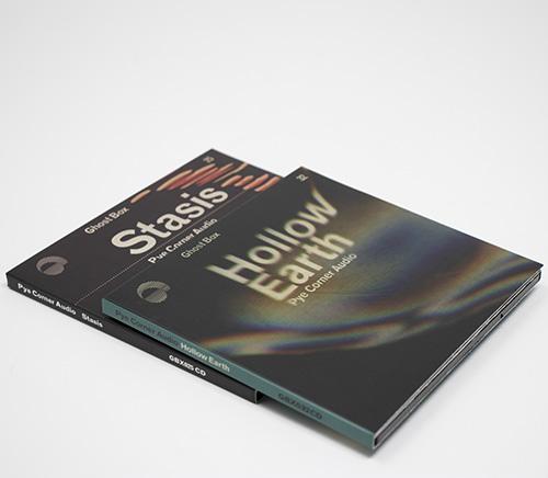 Pye Corner Audio - Hollow Earth & Stasis CD Bundle