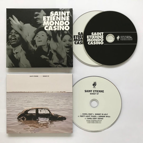 Tour CD Bundle