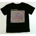 'Words and Music' Black Childrens Tee