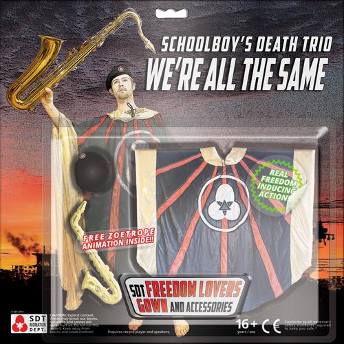 Schoolboy's Death Trio - We're All The Same