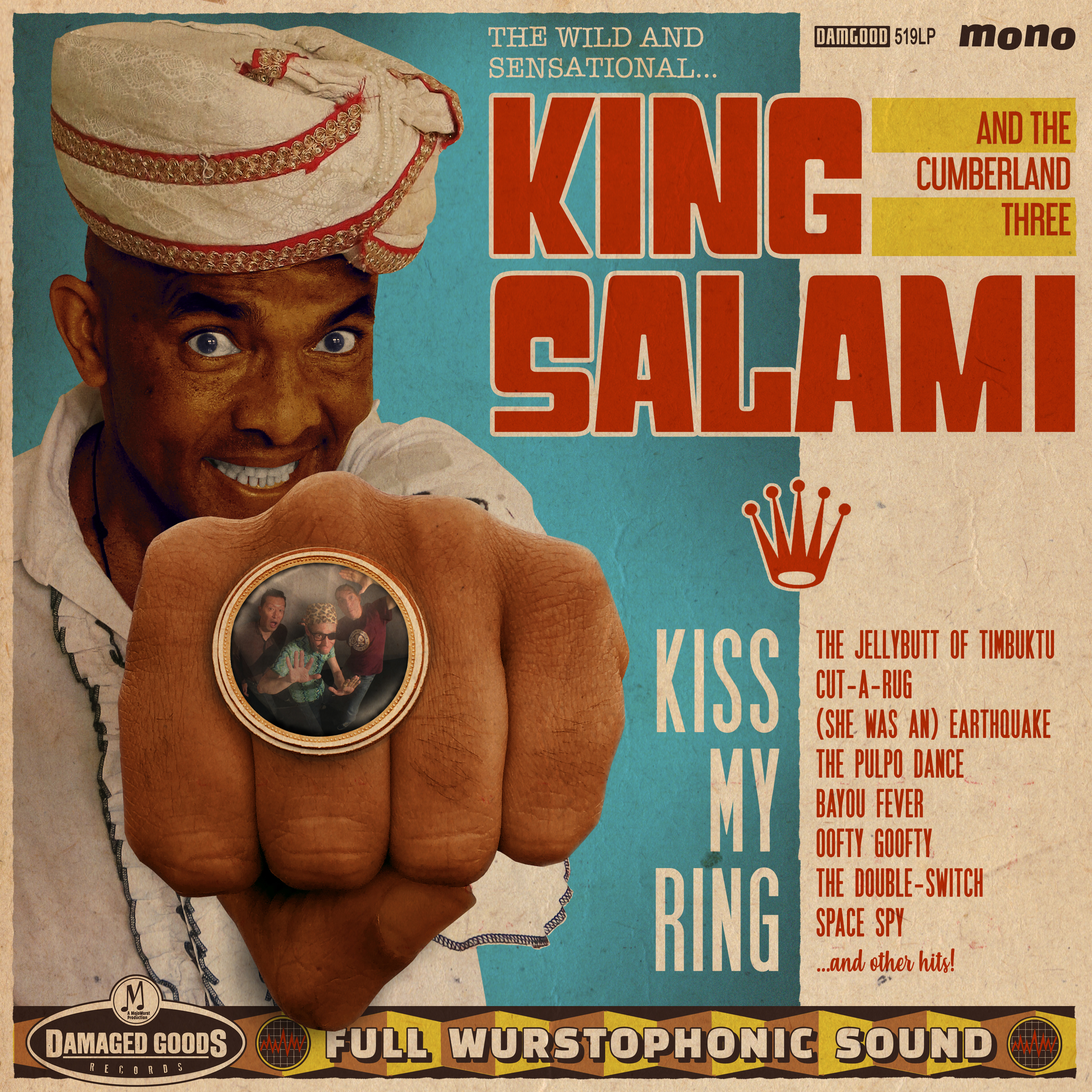 Kiss My Ring