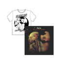 T-Shirt and Signed CD Album [BUNDLE]